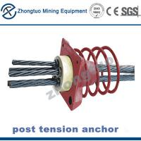 Buy cheap China post tension anchor Manufacturers product