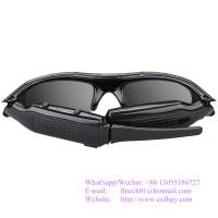 Buy cheap Wholesale The Best Quality Glasses Camera 1920*1080p Hidden Cam Video Recorder Sunglasses Made In China Factory product