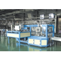 Buy cheap Stainless Steel 380v Mineral Water Bottle Packing Machine product