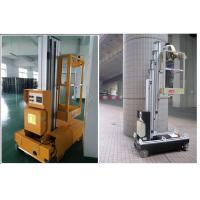 China GTWZ3-1003 Single Person Aerial Work Platform For Supermarket wholesale