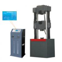 Buy cheap 300KN Max Load Tension Testing Machine, LCD Display Universal Material Tester product