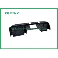 Plastic Golf Cart Overhead Storage Tray With Glove Boxes Customize Design