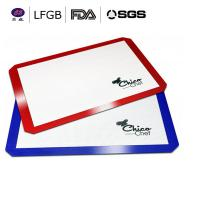 Quality FDA LFGB silpat custom wholesale fiberglass silicone baking mat / nonstick silicon baking mat for sale