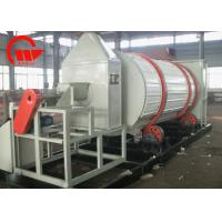China Iron Ore Large Rotary Dryer , Easy Operation Industrial Drying Systems High Adaptability on sale