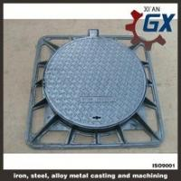 Buy cheap Cast Iron Water Meter Manhole Cover for Sale product