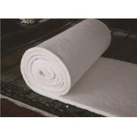 Buy cheap Hitech Thermal Ceramic Insulation Blanket , Refractory Fireproof Insulation Blanket product