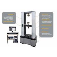 Buy cheap Belt Stretch Electronic Universal Testing Machine XWW-100KN 100kn Max Force product