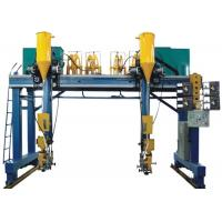 Buy cheap SAW Box Beam Production Line Automatic Gantry Type 1200X1200mm Horizontal product