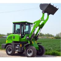 Buy cheap Cheap 800kg CE certificated Mechanical/ Hydraulic Mini Wheel Loader for sale product