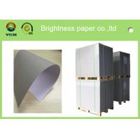 Buy cheap Recycled Premium Coated A4 Paper Board , Hard Stiffness Beverage Board Paper product