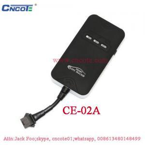 Buy cheap Sistema de seguimiento de GPS del vehículo; Unidad del artilugio del perseguidor de GPS del coche, modelo, CE-02 product