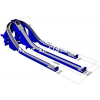 Buy cheap 15m High Outdoor Giant Inflatable Water Slide For Sale / Trippo Slide product