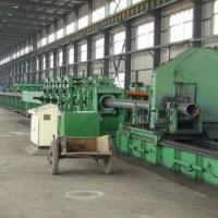 China Welded pipe mill, used for straight seam welded steel pipes on sale