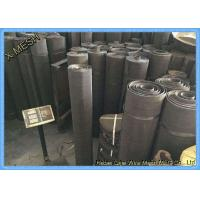Buy cheap Carbon Steel Heavy Duty Wire Mesh Panels Plain Weaving Fit Filter Disc Making product