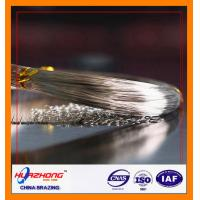 China Cadmium Silver Copper Wire Manufacturer, Silver Brazing Rod Cadminium Contained, Silver Welding Ring,Cadmium Copper Zinc on sale