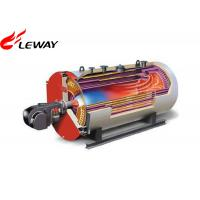 Buy cheap 0.7MW Rated Oil Fired Hot Water Boiler , Oil Hot Water Heater Atmospheric Pressure product