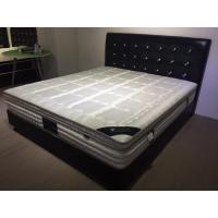 Buy cheap Multi Size Fireproof Euro Top Mattress Topper Vacuum Compressed Packaging product