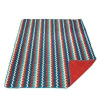 China balanket Waterproof Soft Quilt Blanket For Camping , Quilted Picnic Blanket on sale