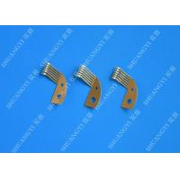Buy cheap Custom Battery Electrical Crimp Terminals Lug Type Copper High Precision product