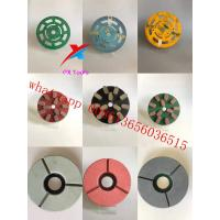 Buy cheap 200mm resin disc for polishing marble and granite,long life time and high gross degree product