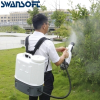 Buy cheap Hot Selling 16l Protexus Machines Cordless Battery Operated Backpack Disinfect Electrostatic Sprayer To US product
