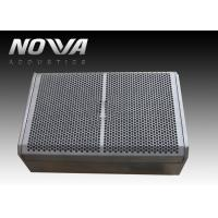 Buy cheap Single 12 In Black Portable Line Array Speakers , Passive Speaker Box 90x50 HXV product