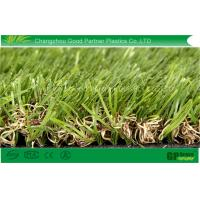 High Color Fastness Synthetic Garden Artificial Turf with Nature Looking
