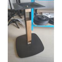 Buy cheap Mild Steel Powder Coated Table Base Modern Dining Table Metal Legs ISO9001 product