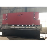 Buy cheap 5000MM Working Table 6000kn NC Steel Bar Bending Machine product