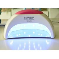 China Electric Infrared SUN2 Uv Light Nail Dryer 48W LED UV Lamp With Environment Protection on sale