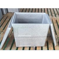 China Cold Chain Packaging EPP Insulated Shipping Cooler Boxes   21X14X10 on sale