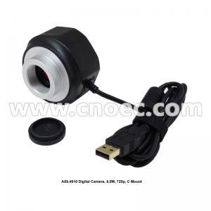 Buy cheap caméra de microscope de Digital du C-bâti 720p de 5.0M avec A59.4910 maximum de la résolution 2592 x 1944 from wholesalers