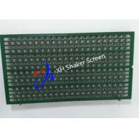 Buy cheap Stainless Steel Wave Shaker Screen / Metal Sieve Mesh For Solid Control Equipment product