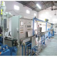 Buy cheap 380 Voltage FEP ETFE Wire And Cable Manufacturing Machine For 2 Workers product