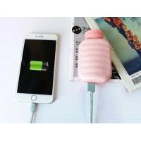 Buy cheap Wholesale Popular USB Rechargeable Hand Warmer Power Bank 4500mAh product