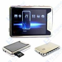 Buy cheap 2.8  Big Screen Metallic Case MP3 MP4 Video Audio PLAYER product