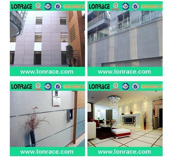 Calcium Silicate Board Specification : Non asbestos high strength ceiling calcium silicate board