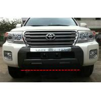 Buy cheap OEM Auto Spare Parts Front Car Bumper Guard for TOYOTA LAND CRUISER FJ200 2012 2013 2014 product