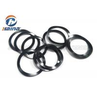 Buy cheap Customized 65Mn Steel Black Pre load Waved Washer for Machine Engineering product