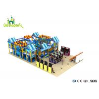 Buy cheap Eco - Friendly Ocean Themed Playground Equipment For Commercial Center And from wholesalers