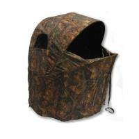 Buy cheap Weather-proof Nylon Shell  2 Person Chair Hunting Blind With Zip Window, Waterproof Hunting Tent Blinds product