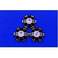 Buy cheap 3w RGB High Power LED Light Emitting Diode With Star PCB For Flashlight product