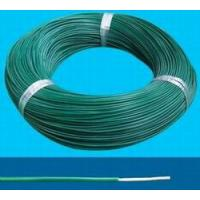 Buy cheap Silver-coated copper conductor PTFE insulated wire and cable for aircraft and space product