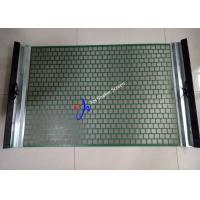 Buy cheap FLC 500 Flat Oil Vibrating Sieving Mesh Shaker Screen For Drilling Waste Management product