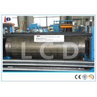 Metal Coil Sheet Embossing Machine Fully Automatic 15KW Main Motor Power