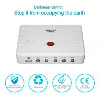Buy cheap High Capacity 5v 9v 12v Uninterrupted Power Supply With Battery Backup For Dvr And Camera from wholesalers