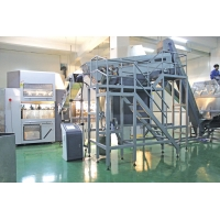 Buy cheap Automatic PET Blow Molding Machine High Efficiency And Easy Operation product