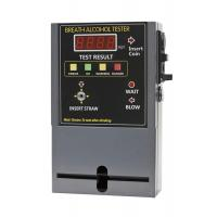 Buy cheap alcohol tester Type breathalyser coin opperated alcohol tester product