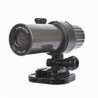 Buy cheap 720 and 1,080P Bicycle DVR Video Recorder with TF Card product