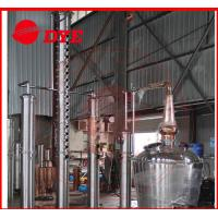 Buy cheap 2000L Alcohol Still Kits With Water Tank / Stainless Product Condenser product